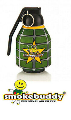 Smoke Buddy Original Grenade Personal Air Cleaner - Authorised Seller