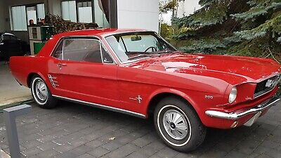 Ford Mustang Coupe BJ.1966