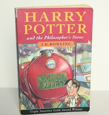 Harry Potter and the Philosophers Stone J. K. Rowling (Paperback, 1997)