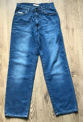 Boys Vintage Ben Sherman Blue Jeans Age 11 / 12 Years?  24'' Waist