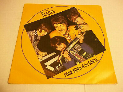 Beatles – Four Sides Of The Circle rare live double Euro LP Not Tmoq NM