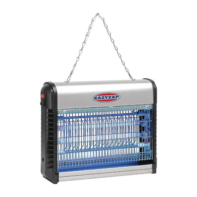 Eazyzap Commercial Fly Killer 16W Bug Fly Zapper Insect Killer UK Stock -