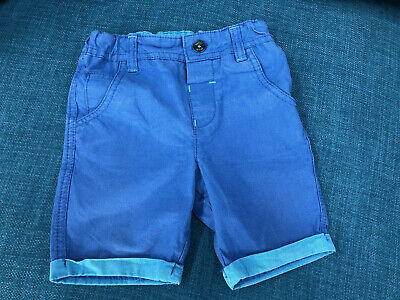 Ted Baker Baby Boys Shorts 9-12 Months Blue