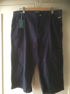 Boys Jasper Conran 3/4 Jeans.Dark Blue Denim - fit 15-16 yr old.BNWT