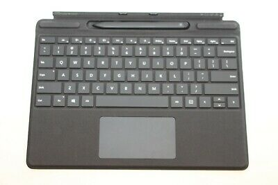 Microsoft Surface Pro X Signature Keyboard w/ Slim Pen QSW-00001 Black