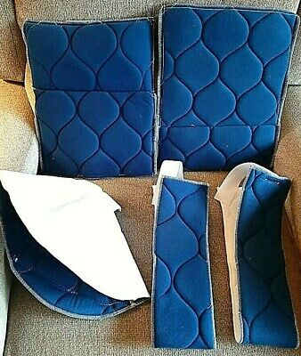 CPM Pads (5pc set) Quilted Patient Kit by Select Medical Products #CQ-000735