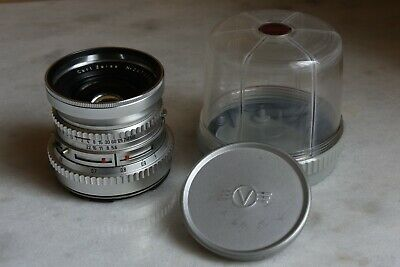 Rare Objectif Carl Zeiss Distagon Synchro Compur 60mm 5.6 pour Hasselblad