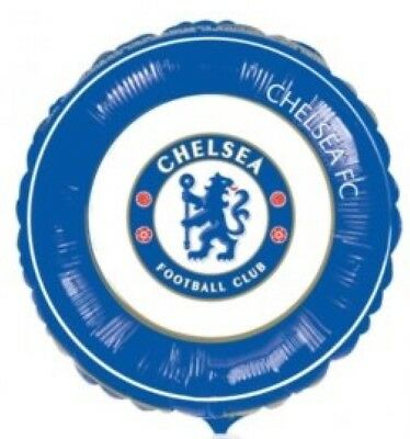 "Official Licensed Chelsea Football Club CFC 18"" Foil Helium Balloon The Blues"