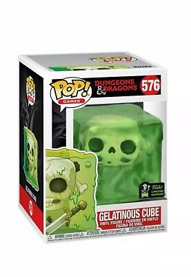 Funko Pop Dungeons And Dragons - Gelatinous Cube ECCC 2020 Exclusive PREORDER!!