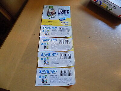 Four Glucerna Multi-Pack Coupons 12.00 Value Expires 05/31/2020