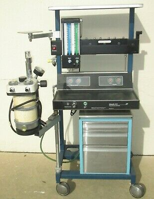 Ohmeda 8000 Anesthesia Unit - With Absorber - Nice !!!!!!!!!!!!!!!!!!!!!!!!!!!!!