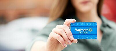 Walmart Gift Card at a Reduced Price