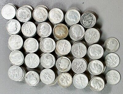 300+ Silver Roosevelt Dimes – Investment Opportunity
