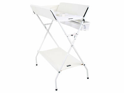 NEW Valco Baby Pax Plus Change Table Ivory Leatherette | Baby Online Direct