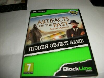 Brand New Hidden Object Game - Artifacts Of The Past