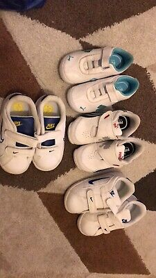 Kids girls/ Boys Trainers Infant Size 7