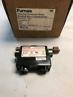 Furnas 48FA17AL Thermal Over load Relay Series A