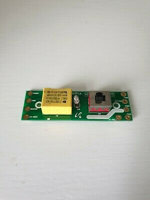GHD (pcb) circuit board  SS2 WIDE PLATE MODEL ONLY  spare parts Switch side Only