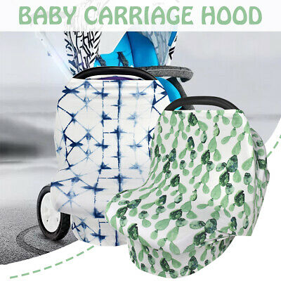 Breastfeeding Baby Nursing Cover Infant Stroller Car Seat Scarf Canopy