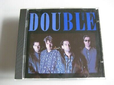 CD Double Blue 1st West German pressing Polygram Swiss Synth pop Disco 1985