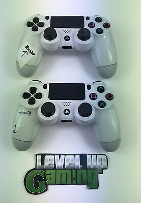X2 PS4 Official Wireless White Controllers Dualshock 4 Gamepad for PlayStation 4
