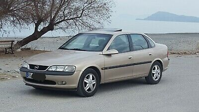 Opel vectra b 2l.Automatik!modell cd exclusive Top Zustand!136 PS!