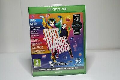 Just Dance 2020 Microsoft Xbox One Game Brand New & Sealed