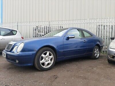 Exhaust Middle Box Mercedes Benz CLK320 3.2 Petrol Coupe 03//1999 to 02//2001
