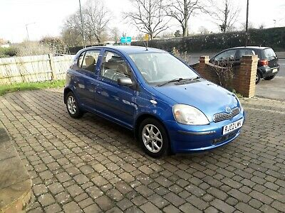 Toyota Yaris Automatic. 5 door Superb condition low mileage,Full service History
