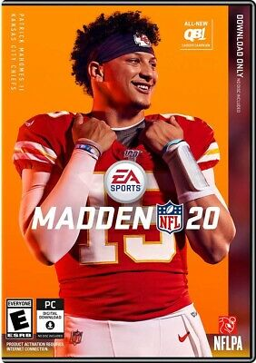 Electronic Arts Madden NFL 20 (PS4)