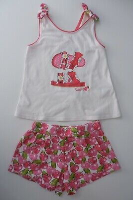 Mayoral Girls Outfit, Set, Size Age 6 Years, Pink & White, VGC