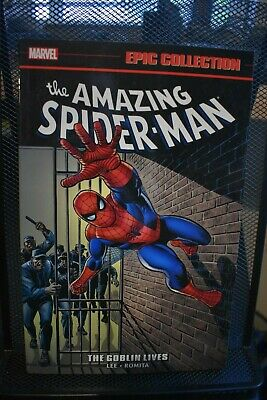 Marvel Epic Collection Amazing Spider-Man Volume 4 The Goblin Lives TPB NEW RARE
