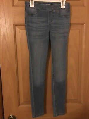 Girls Old Navy Ballerina Pull On Jeans Size 10-12