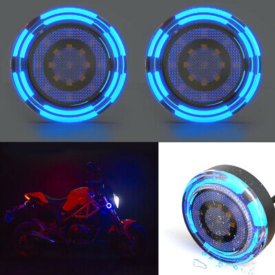 DR650 DRZ400 Auxiliary LED Light Bar Cube Work Pods DRZ400S DRZ400E DRZ400SM 3/""