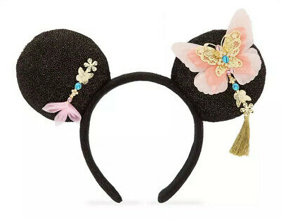 Disney Parks Chinese 2020 Lunar New Year Minnie Mouse Ears Headband