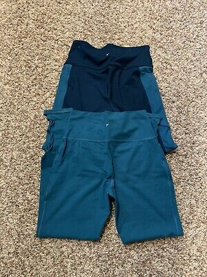 Old Navy Active Leggings Medium 2 Pairs