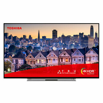 Toshiba 43UL5A63DB 43 Inch Smart 4K Ultra HD LED TV Freeview Play USB Recording