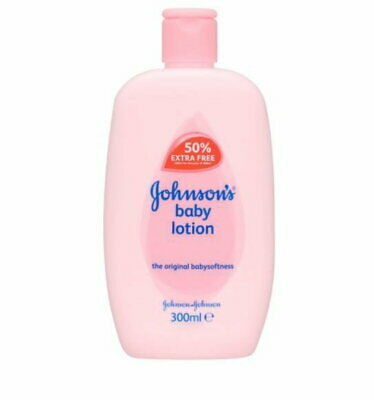 Johnsons Baby Lotion 300ml Moisturiser Hypoallergenic ✈️ SAME DAY SHIPPING ✈️