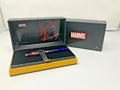Cross Century ll Marvel Spiderman Rolling Ball Pen- Brand New Still In Box