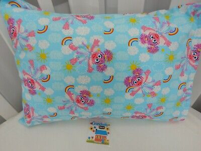 Pillowcase Abby Cadabby Cot Toddler Size  100% Cotton