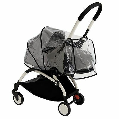 Babyzen Rain Cover for YOYO+ Stroller Carrycot – Age 0-6M