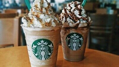 15 X Starbucks Vouchers Valid For Any Drink Any size No Expiry Date