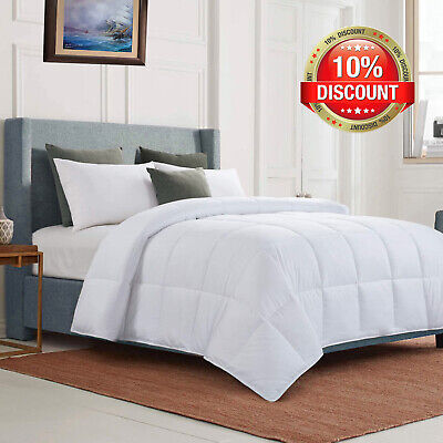 Hotel Quality Duvet Extra Deep 13 Tog Single Double King Super King Size Bedding