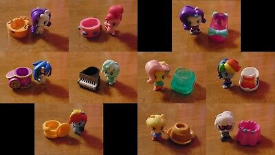 MLP CONFETTI PARTY COUNTDOWN Cutie Mark Crew Loose My Little Pony