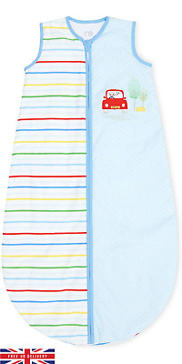 Mothercare Sleep Bag 1 Tog 6 - 18 Months On The Road