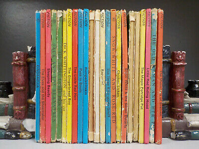Ladybird Well Loved Tales 606D 23 Books ID7141