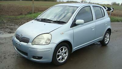 2005 Toyota Yaris 1.3 Vvti T Spirit Blue Automatic Petrol For Export Or Spares