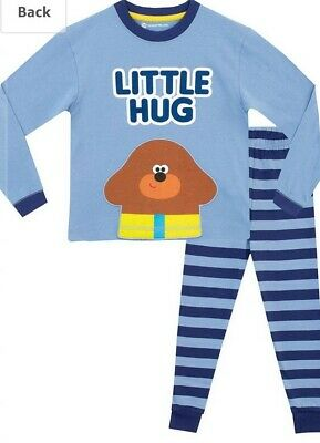 BNWT Boys Hey Duggee blue Pyjama set Age 2-3