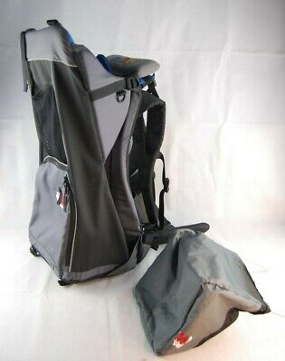 Bush Baby Lite Traveller Child Baby Toddler Backpack Rucksack Carrier Sun Shade