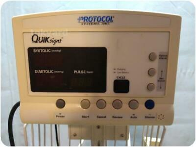 Welch Allyn Protocol 52000 Series Vital Signs Patient Monitor @ (240027)